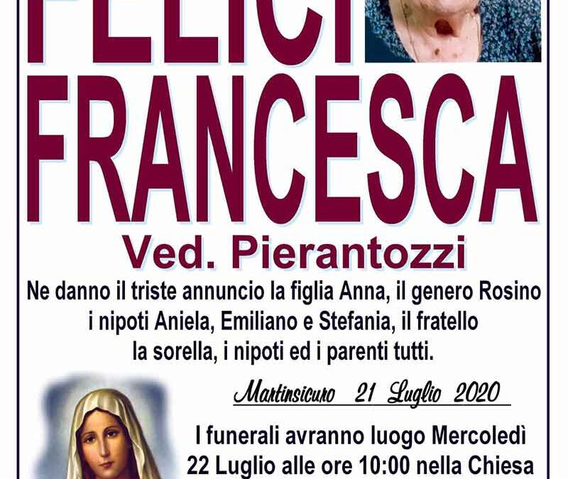 Felici Francesca