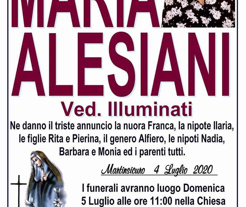 Maria Alesiani
